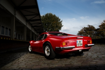 Ferrari Dino Bild 3 fertig