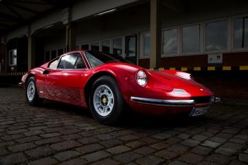 Ferrari Dino Bild 4 crop