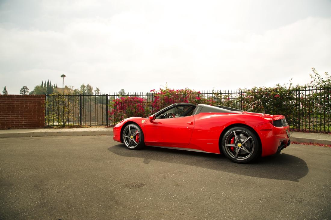Ferrari 458 MB Pic 2 web
